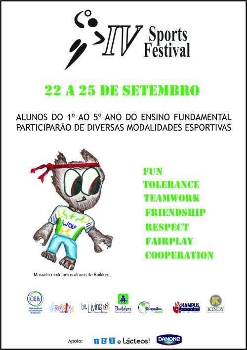 Flyer Sport Festival final